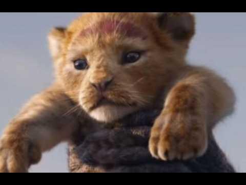 Disney releases Lion King trailer