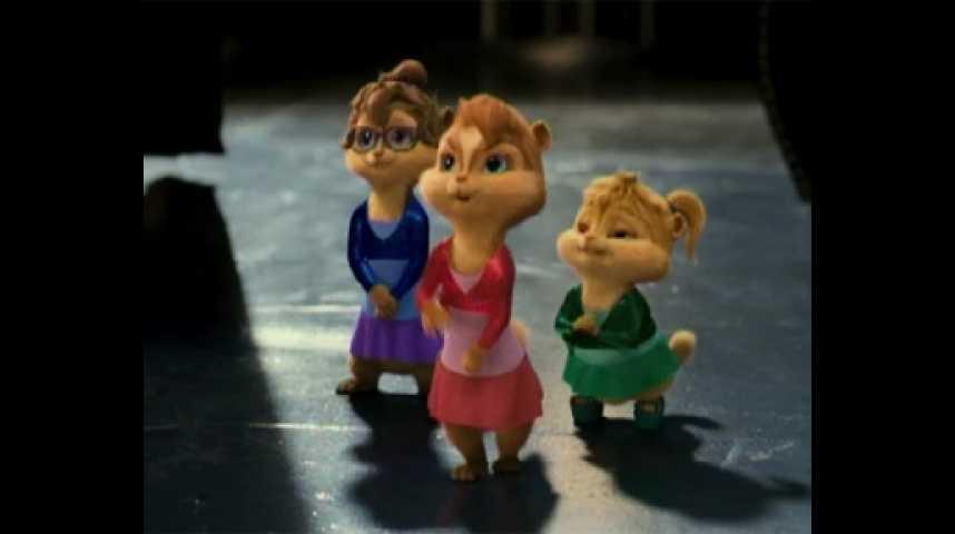Alvin et les Chipmunks 2 - Extrait 7 - VF - (2009)