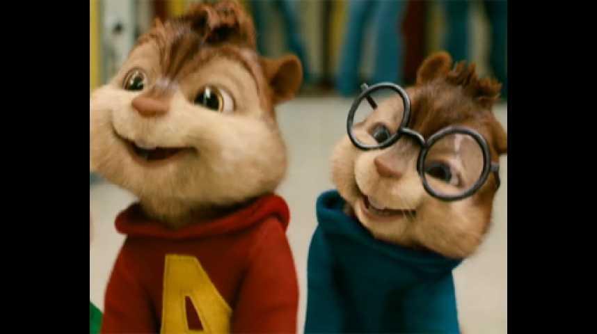 Alvin et les Chipmunks 2 - Extrait 5 - VF - (2009)