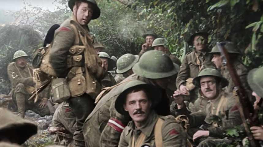 Pour les soldats tombés - Bande annonce 1 - VO - (2018)
