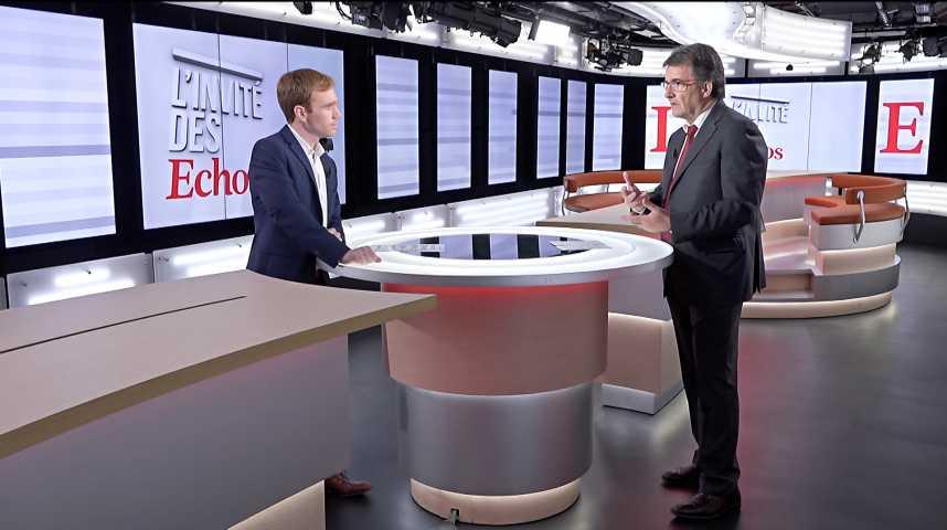 Illustration pour la vidéo Fins de mois difficiles : « Les banques peuvent faire pas mal de choses » pour aider les Français, estime Philippe Brassac, DG du Crédit Agricole