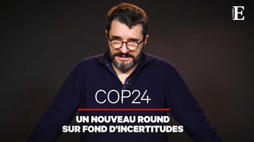 Illustration pour la vidéo COP24 : les enjeux à relever pour s'aligner sur l'accord de Paris