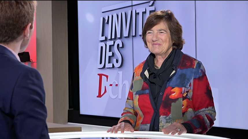 Illustration pour la vidéo Santé : il faut lever plusieurs freins pour connecter recherche publique et entreprises de santé, selon Maryvonne Hiance (France Biotech)