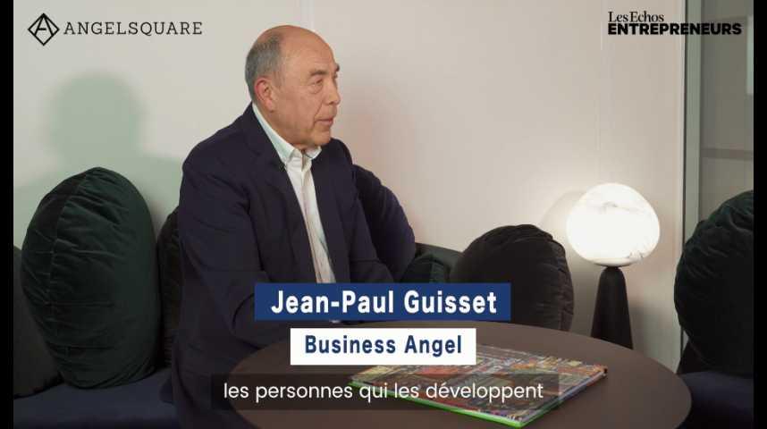 Illustration pour la vidéo « Un entrepreneur doit avoir un projet ambitieux mais crédible »