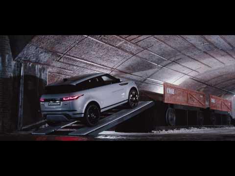 New Range Rover Evoque at Bishopsgate Goods Yard, London