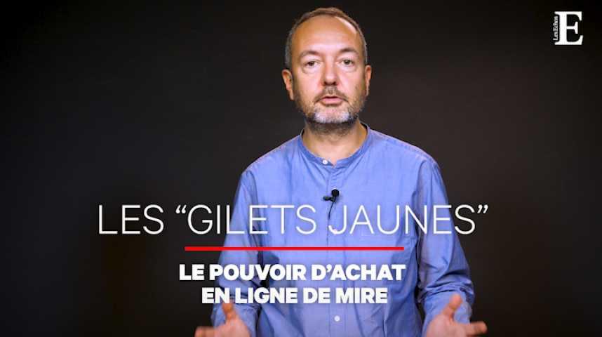 Illustration pour la vidéo Gilets jaunes, colère noire : tout ce qu'il faut savoir sur la grogne