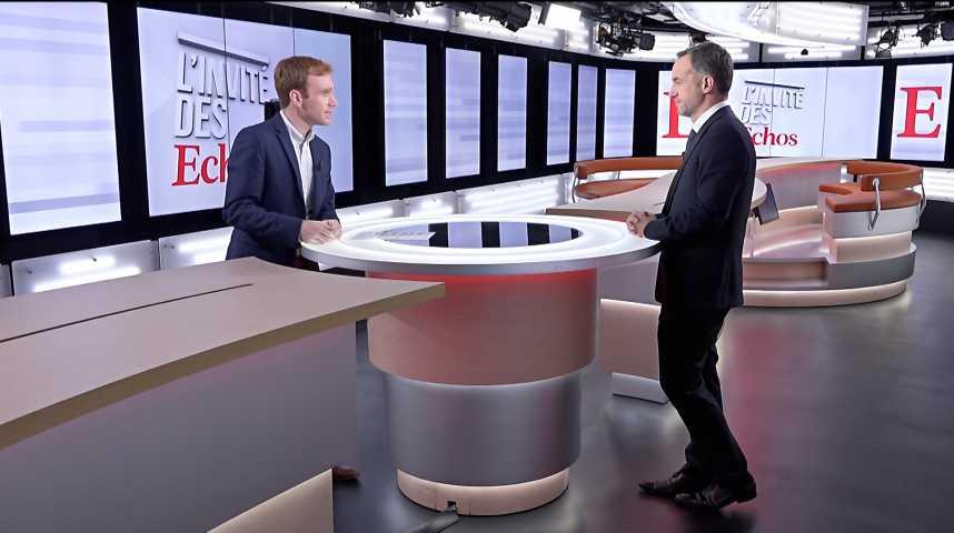 Illustration pour la vidéo « Le mouvement des gilets jaunes ne peut pas s'affranchir d'un minimum de règles », estime Emmanuel Grégoire (Ville de Paris)