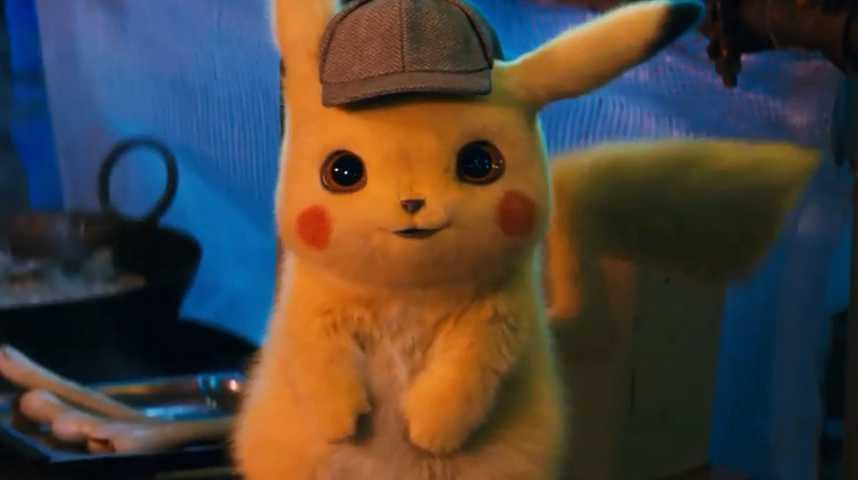 Pokémon Détective Pikachu - Bande annonce 3 - VO - (2019)