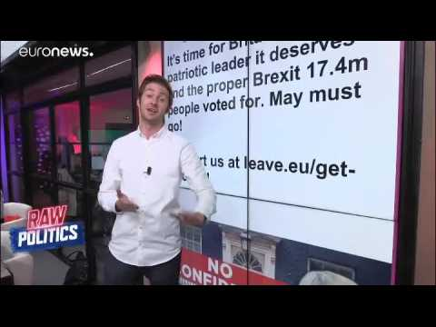 Raw Politics: Brexit deal, 'rake news', French fuel tax protests