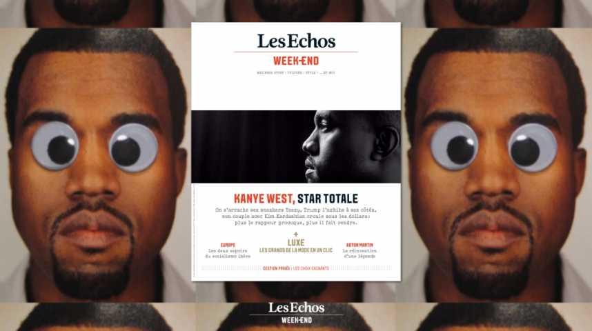 Illustration pour la vidéo Kanye West, enquête sur une star totale