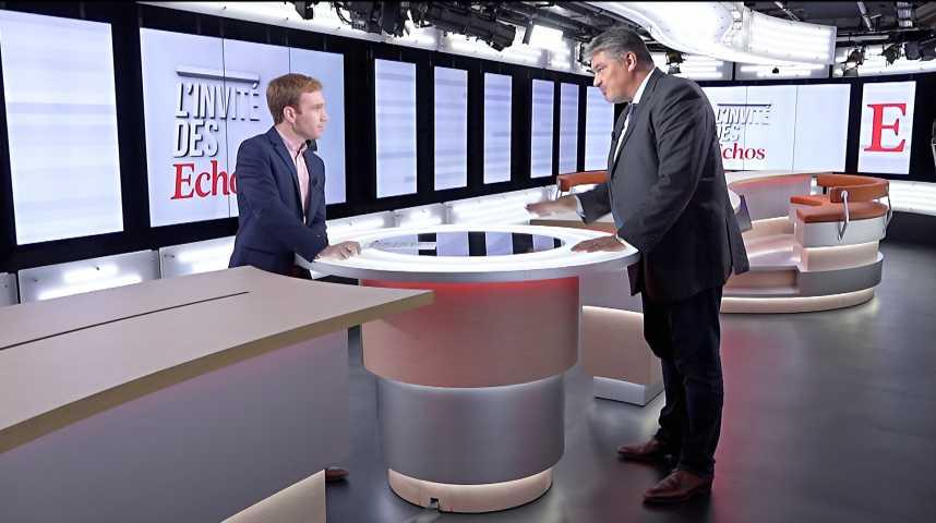 Illustration pour la vidéo « Il faut investir 13 milliards d'euros dans les infrastructures sportives en France », déclare David Douillet