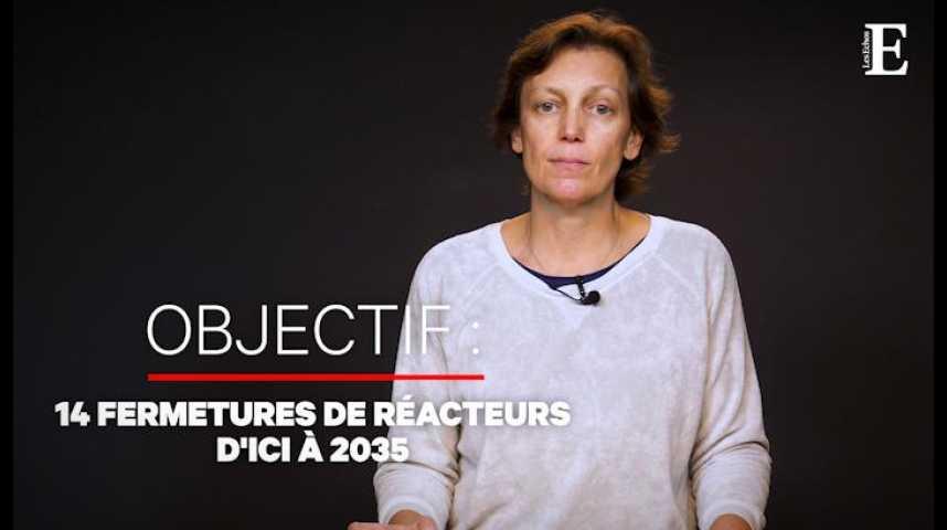 Illustration pour la vidéo Nucléaire : ce qu'Emmanuel Macron propose aux Français