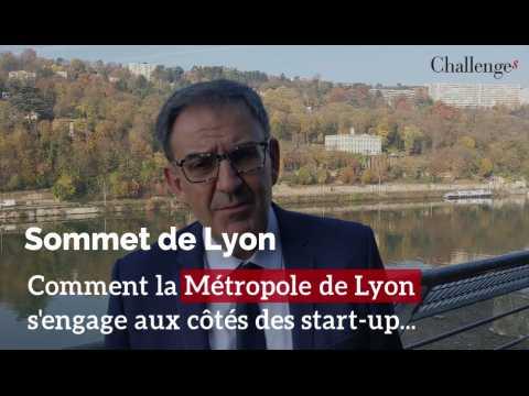 Comment la Métropole de Lyon s'engage aux côtés des start-up