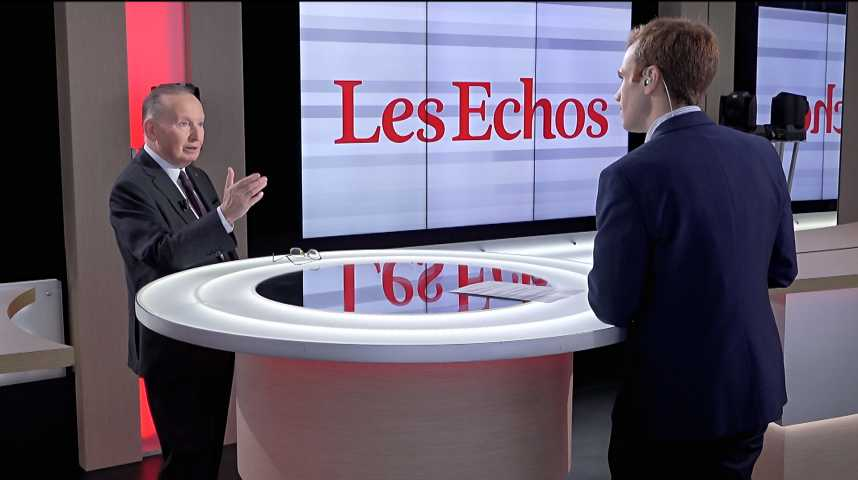 Illustration pour la vidéo « Macron va devoir faire des concessions », selon Raymond Soubie