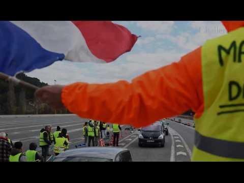 Gilets Jaunes : Près de 2.000 interpellations samedi en France