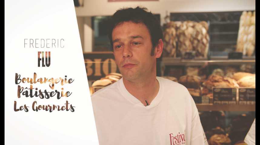 Illustration pour la vidéo Frédéric Flu, boulanger lauréat d'un Prix du maître d'apprentissage 2017