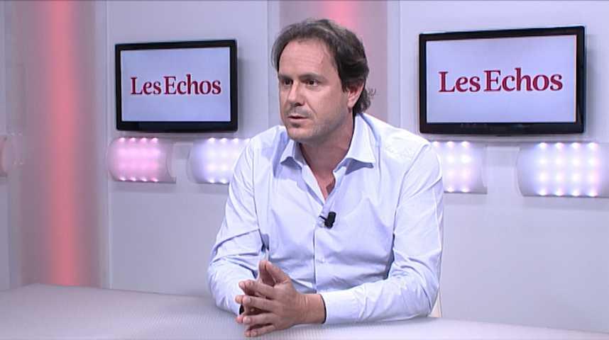 Illustration pour la vidéo « Le groupe Noctis réalise un chiffre d'affaires de 70 millions d'euros » (Laurent de Gourcuff)