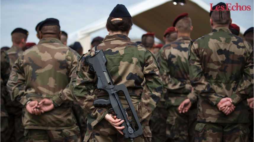 Illustration pour la vidéo Budget : Bercy met les armées sous tension