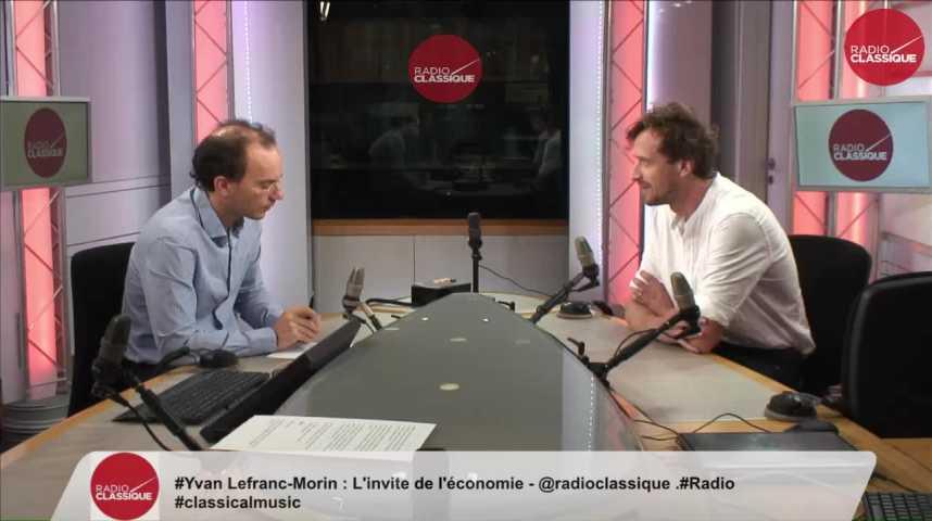 Illustration pour la vidéo « Nous ne serons rentable en France qu'en 2018 » Yvan Lefranc-Morin (12/07/2017)