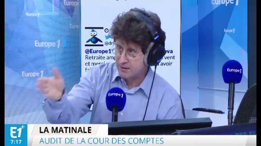 Illustration pour la vidéo L'héritage de François Hollande fragilise Emmanuel Macron