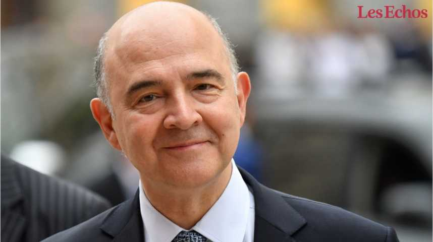 Illustration pour la vidéo Déficit : il n'y aura pas de délai supplémentaire pour revenir aux 3 %, avertit Moscovici