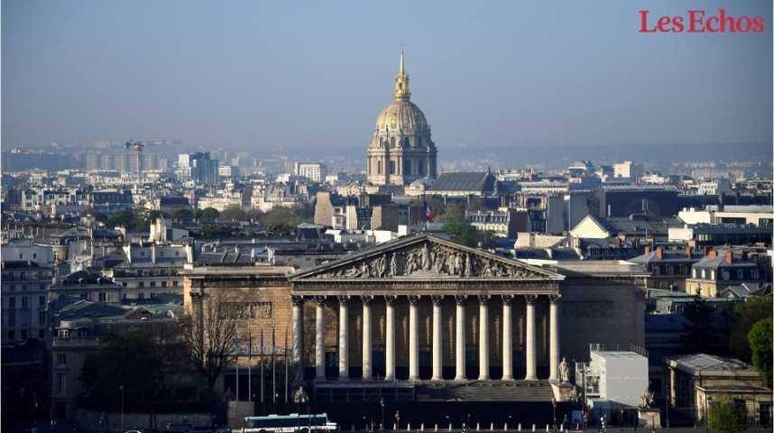 Illustration pour la vidéo Législatives : le jackpot financier d'En Marche