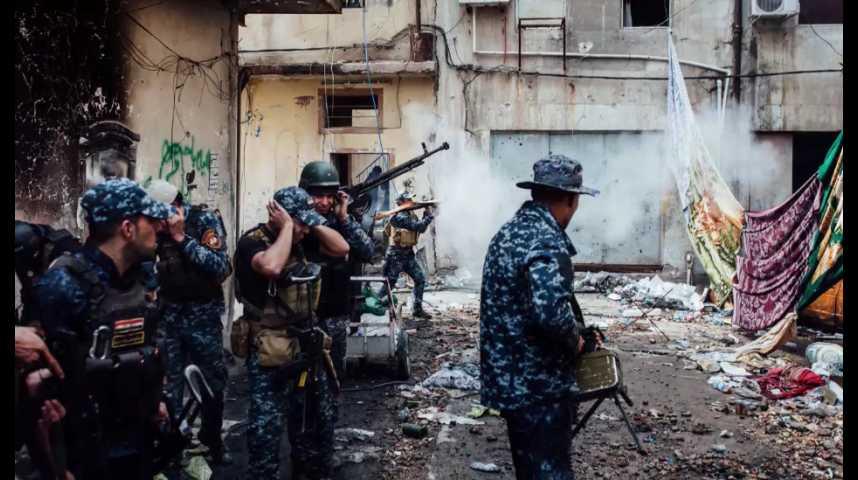 Illustration pour la vidéo Mossoul : au cœur de l'assaut final