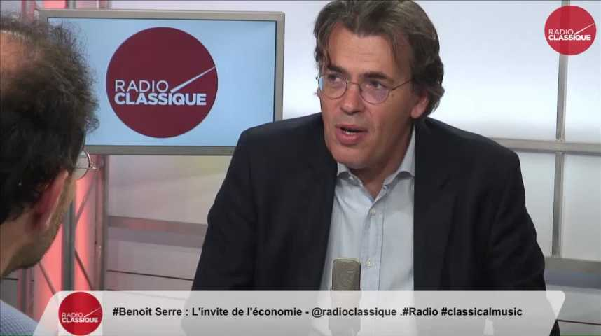 Illustration pour la vidéo « On soutient l'intention de simplification du dialogue social » Benoît Serre (28/06/2017)