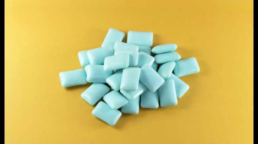 Illustration pour la vidéo Le chewing-gum victime des smartphones