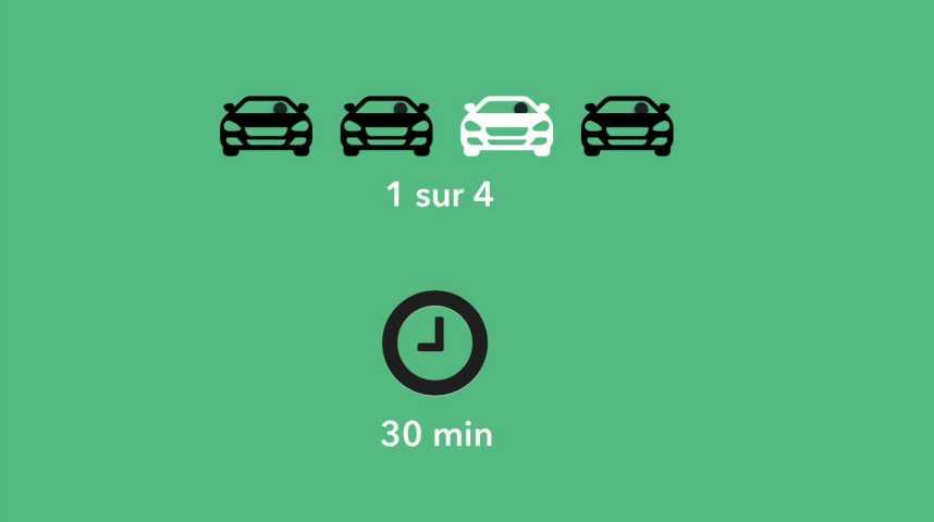 Illustration pour la vidéo ParkMatch : un AirBnB pour les places de parking