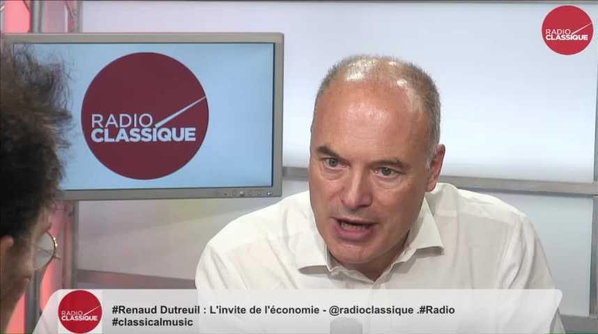 """Illustration pour la vidéo """"Je pense qu'on peut être un citoyen entrepreneur"""" Renaud Dutreil (06/07/2017)"""