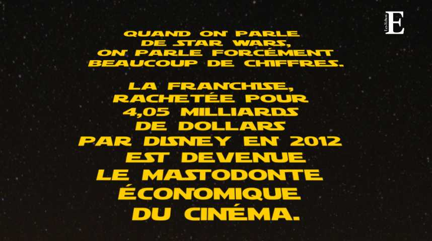 Illustration pour la vidéo Star Wars : le côté obscur du business