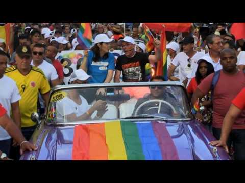 Cuba's LGBT community pins its hopes on new president