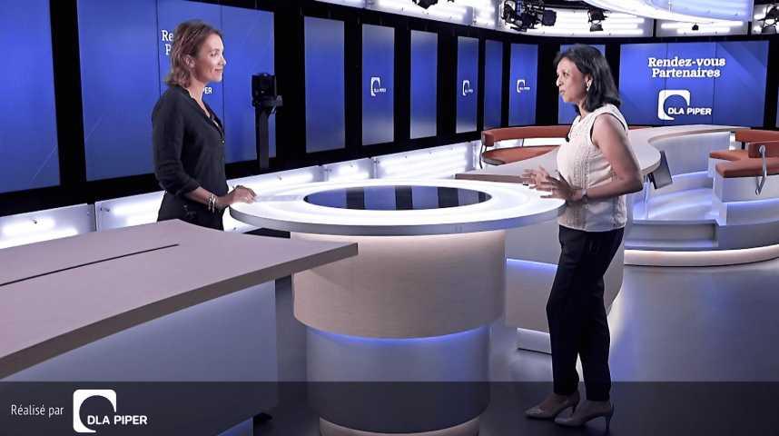 Illustration pour la vidéo Women in leadership : focus sur les résultats de l'enquête DLA Piper Women in Law et la place des femmes dans les secteurs IT et Data Privacy.