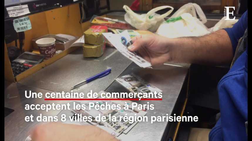 Illustration pour la vidéo Une monnaie locale alternative débarque à Paris