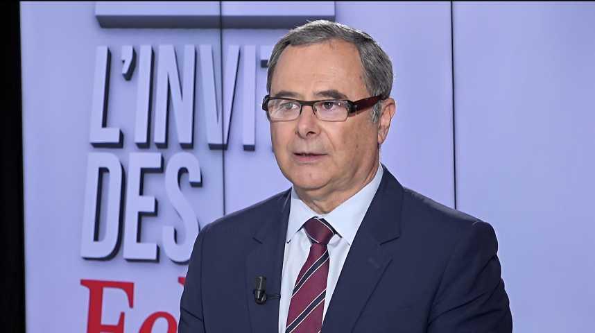 Illustration pour la vidéo Dans l'assurance auto, les données « permettront une tarification en temps réel », selon Jacques Richier, PDG d'Allianz France