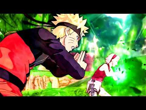 NARUTO TO BORUTO: Shinobi Striker Gameplay Trailer (2018) PS4 / Xbox One / PC