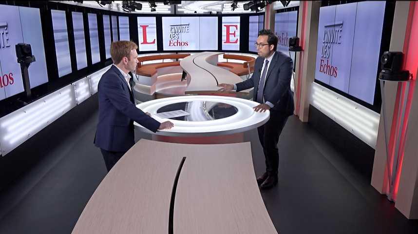 Illustration pour la vidéo Mounir Mahjoubi annonce « plus de 100 mesures » pour « faciliter la vie des entrepreneurs » et une réorganisation de la French Tech