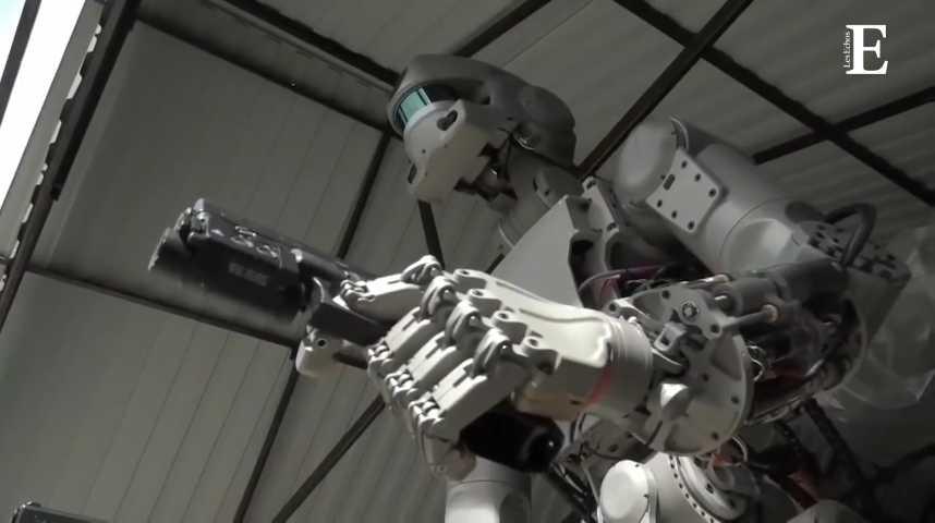 Illustration pour la vidéo Les robots tueurs changeront-ils la face de la guerre ?