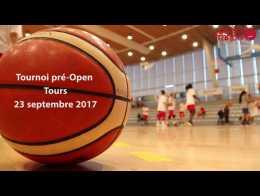 Le premier duel du La Roche Vendée Basket Club face à Villeneuve-d'Ascq, le champion de France 2017.