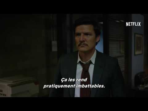 Making-of Narcos saison 3
