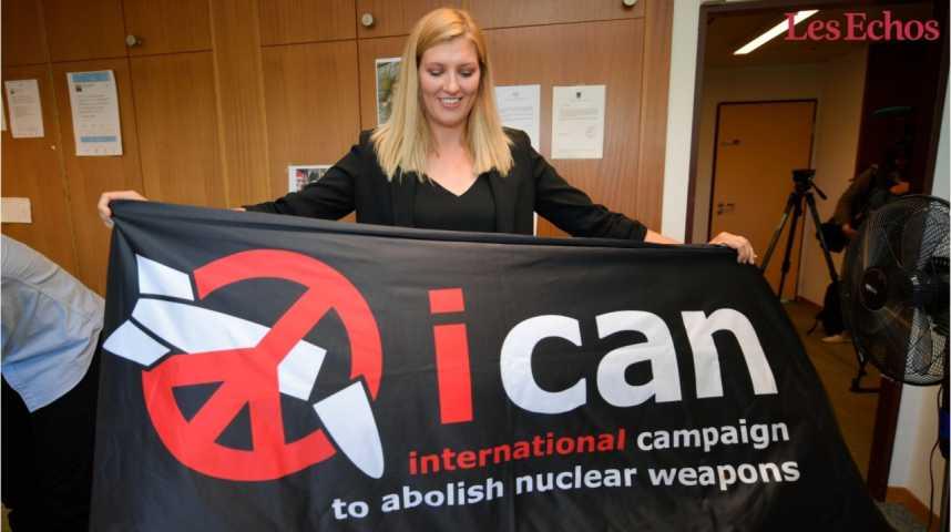 Illustration pour la vidéo 5 choses à savoir sur la campagne antinucléaire Ican, prix nobel de la paix