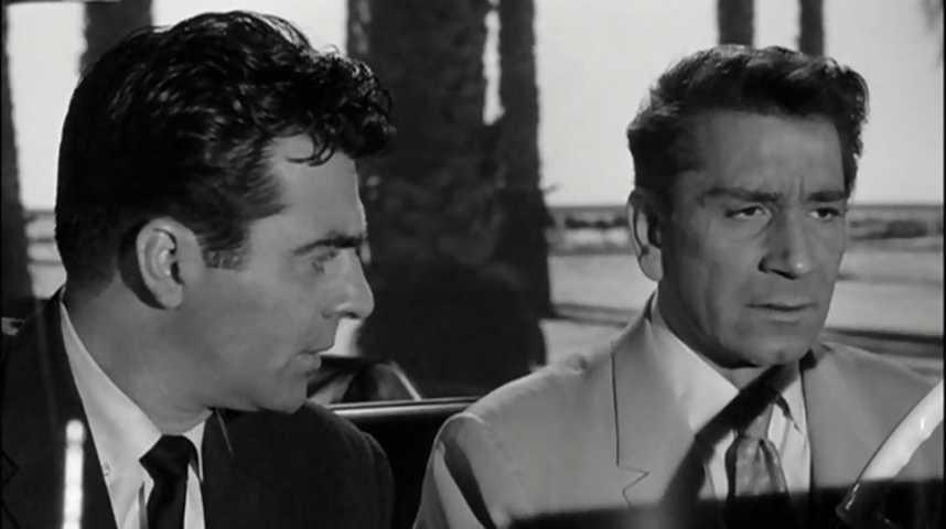 Les Frères Rico - bande annonce - VO - (1957)