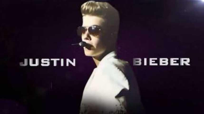 Justin Bieber's Believe - bande annonce - VO - (2013)