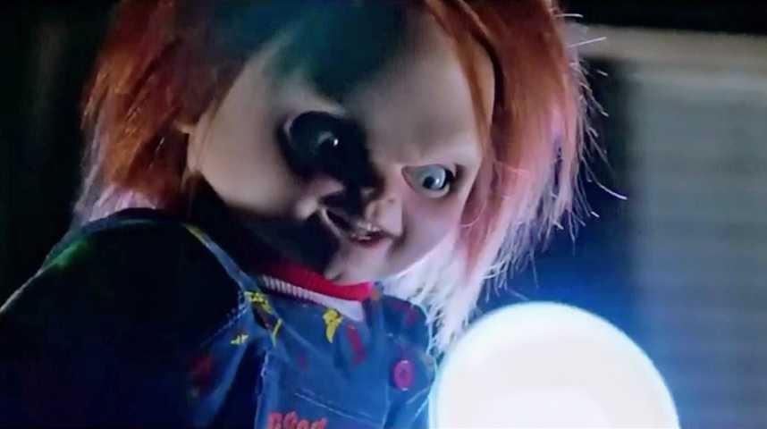 Le Retour de Chucky - Bande annonce 2 - VO - (2017)