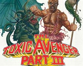 Toxic avenger 3 - bande annonce - VO - (1989)