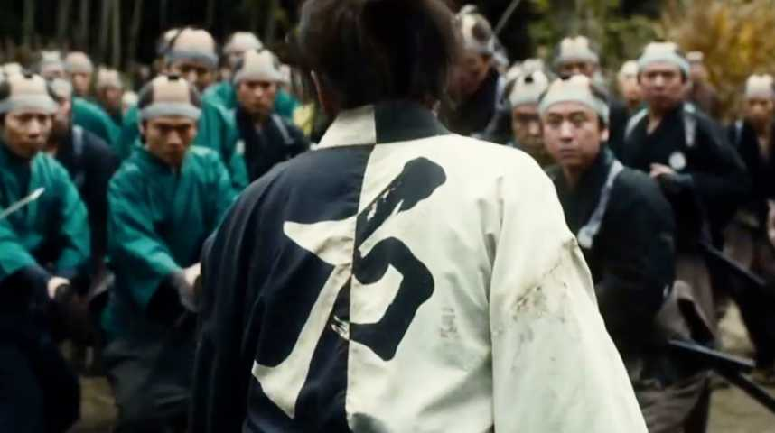 Blade of the Immortal - Teaser 3 - VO - (2017)
