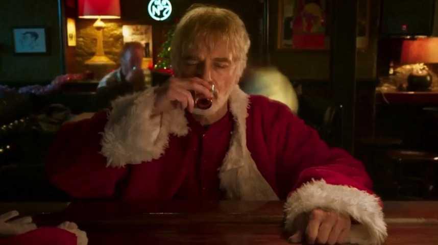 Bad Santa 2 - Bande annonce 1 - VO - (2016)