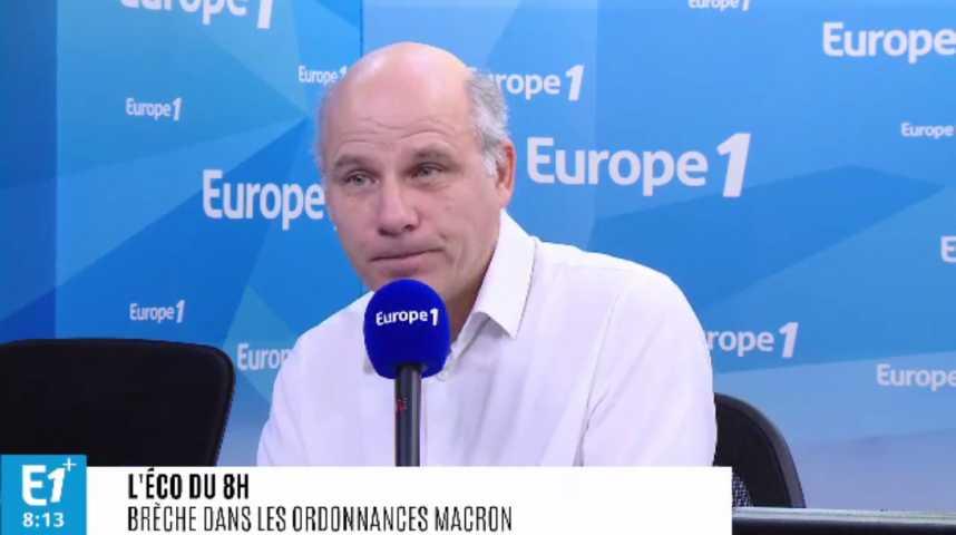Illustration pour la vidéo Brèche dans les ordonnances Macron : la fixation des primes