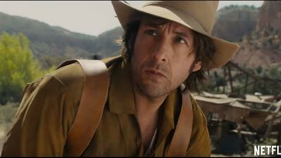 The Ridiculous 6 - bande annonce - VO - (2015)